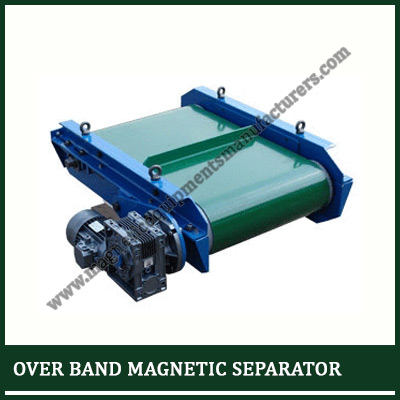 OVER BAND MAGNETIC SEPARATOR INDIA