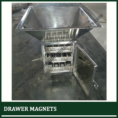 Drawer magnets