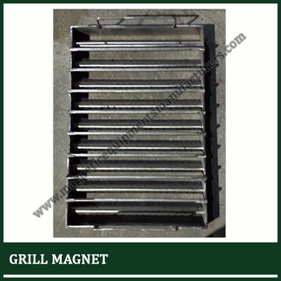 Grill Magnet