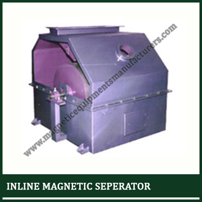 Inline Magnetic Seperator Supplier