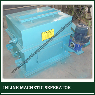 Inline Magnetic Seperator