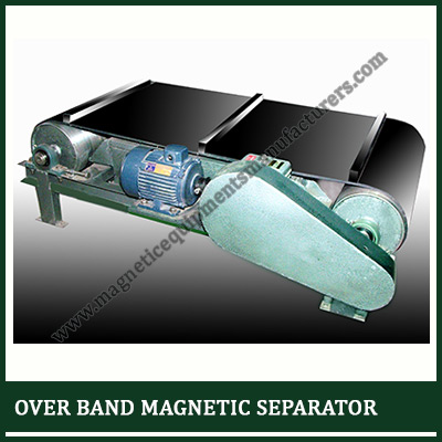 OVER BAND MAGNETIC SEPARATOR EXPORTER