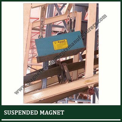 Suspension Magnet Manufacturer